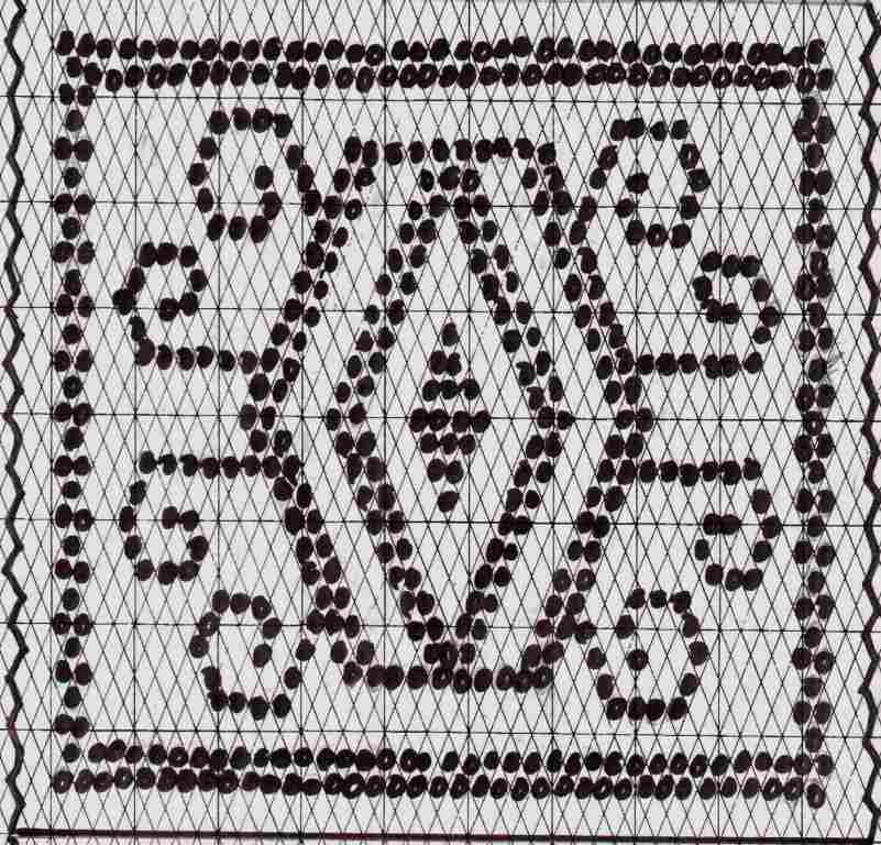 Pattern Charts Double Weave South American And African Mug