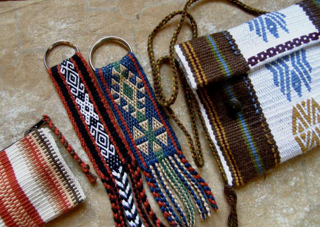 Tutorial 4 Strand Braid Backstrap Weaving