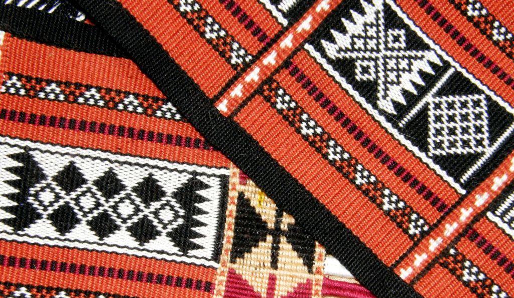 I ... & Pattern charts u2013 Double Weave-Bedouin designs | Backstrap Weaving
