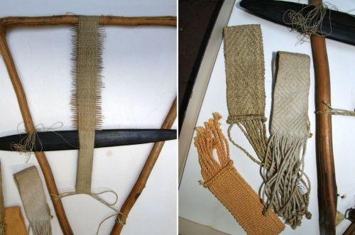shipibo wristlets