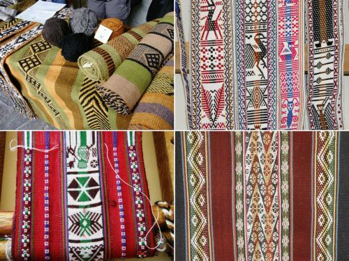 cloth from 4 countries