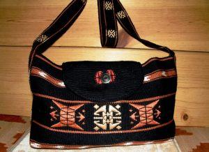 Bhutan design bag