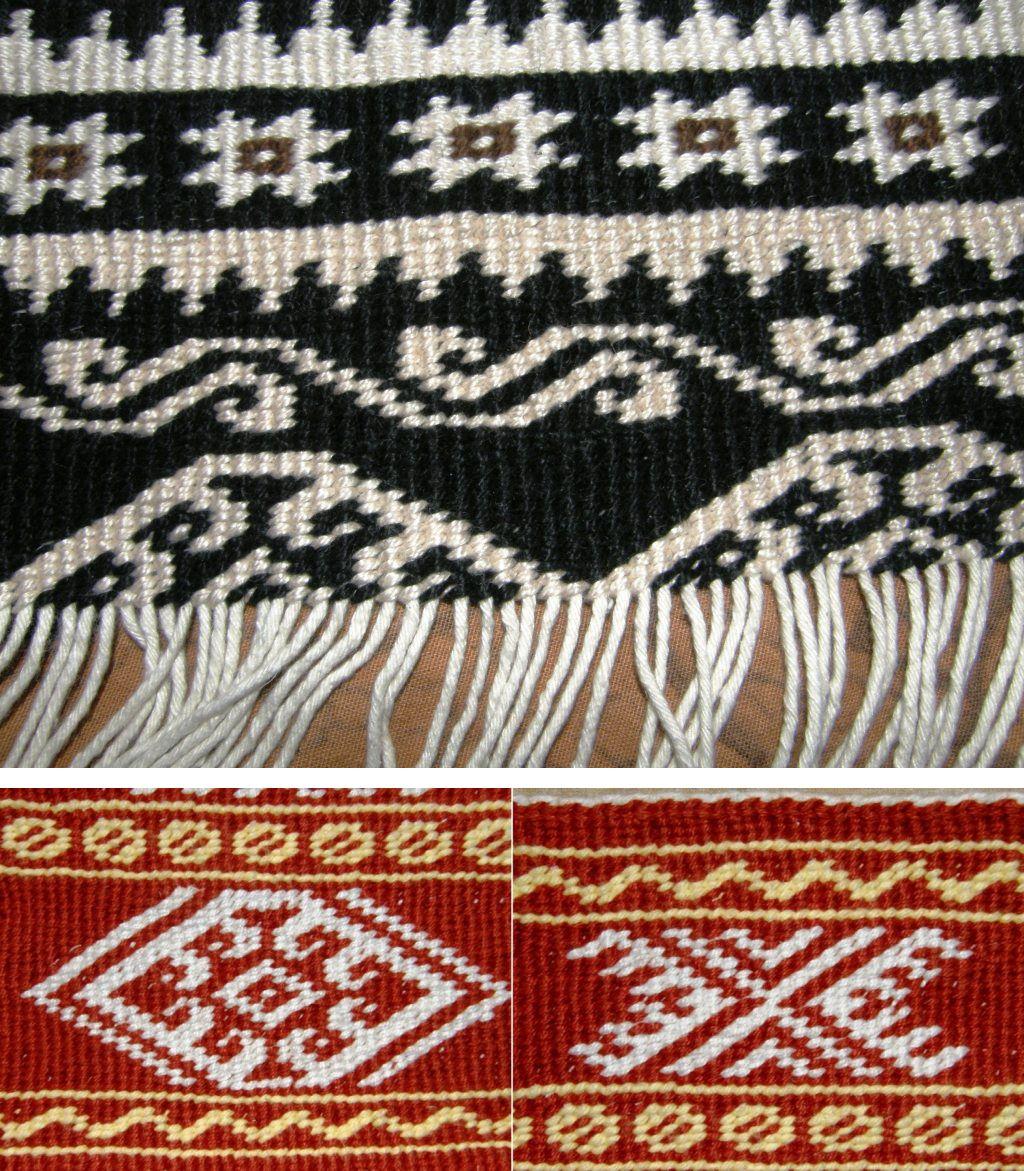 Tutorial – Basic weft Twining | Backstrap Weaving