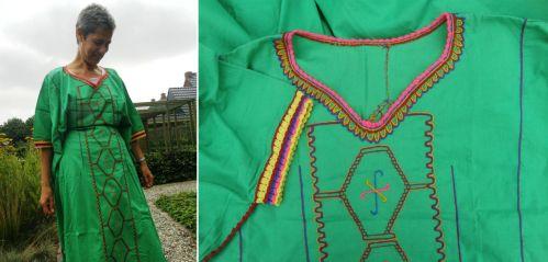 mirja modeling wayuu dress