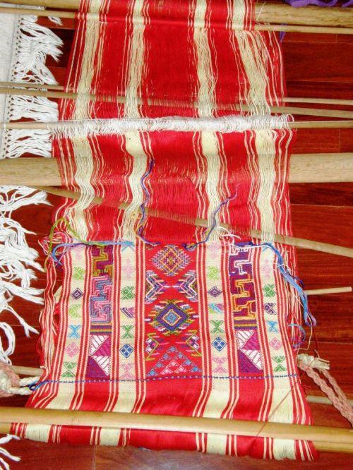 backstrap loom Bhutan