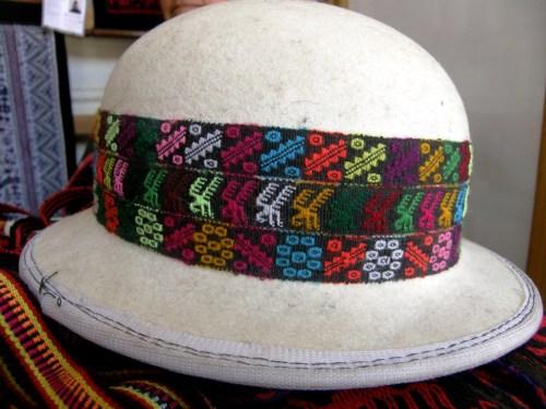 hatbands of Potolo