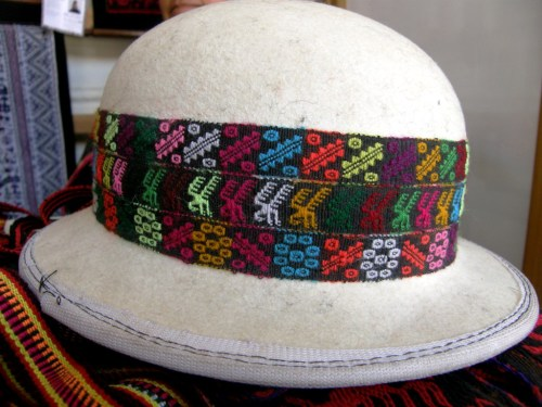 hatbands of Potolo