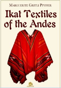 ikat textiles of the Andes
