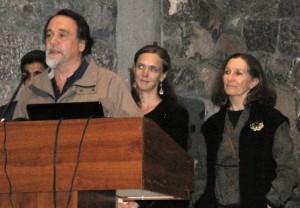Organizers ETAM 2012