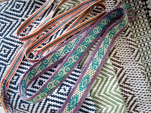 rob's weaving projects