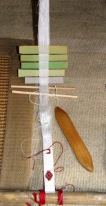 sample for Guatemalan cotton