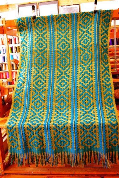 Elisabeth Hill shawl