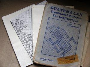 Guatemalan pattern charts