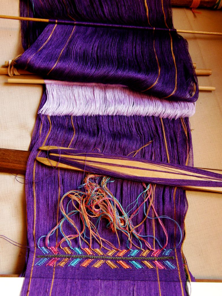 Backstrap Weaving Time Backstrap Weaving