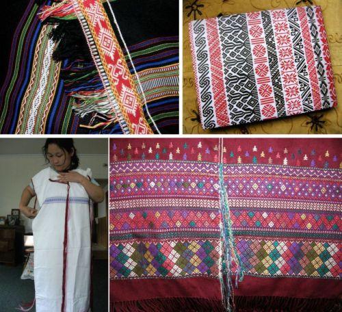 weavings Bangladesh Montagnard Burma