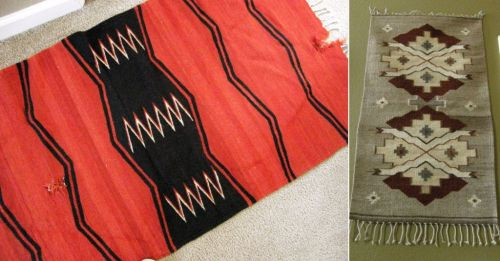 older zapotec weavings