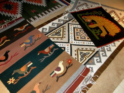 zapotec weavings by jaime joey and zenon