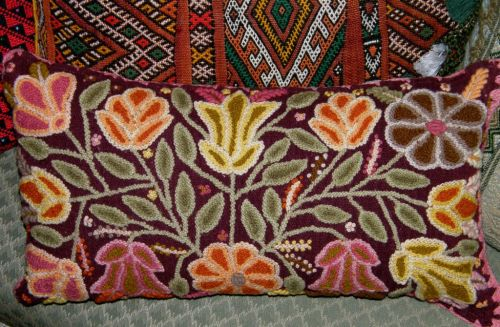 dorothy's peruvian embroidery