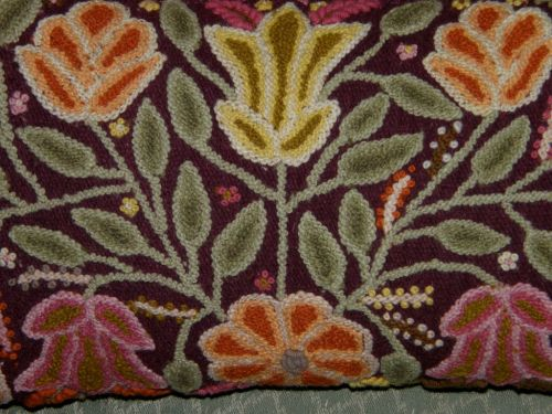 dorothy's peruvian embroidery 1