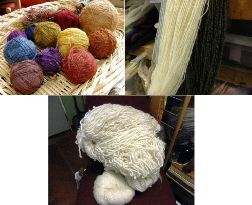janets yarn x 3 a