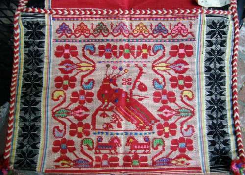 saddle bag piura peru