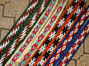 pebble weave bands