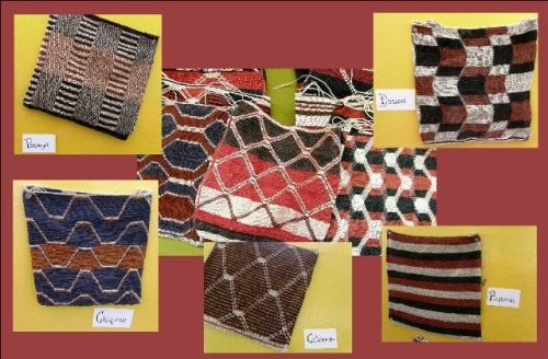 ayoreo bags and clans