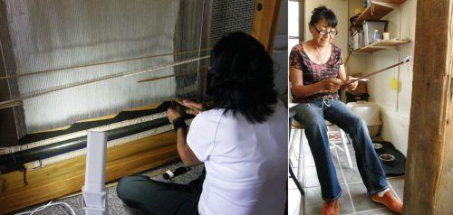 DY weaving