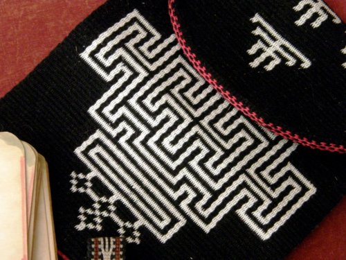 backstrap weaving bhutan bag