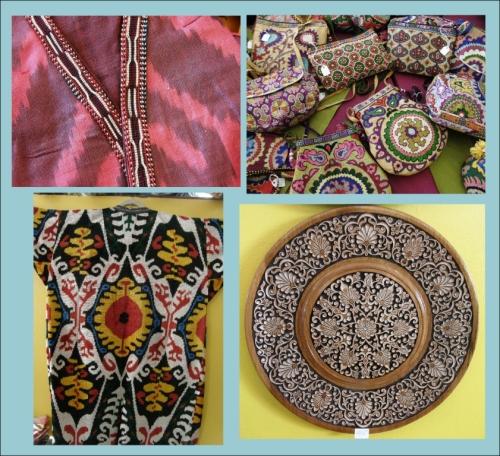 uzbekistan crafts