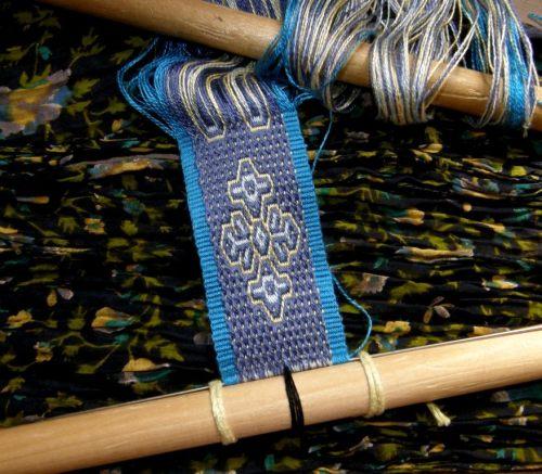 3 color pebble weave in tencel