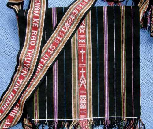 montagnard bible bags