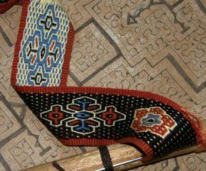 4 color pebble weave
