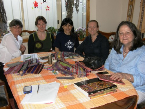 backstrap weaving class in sydney