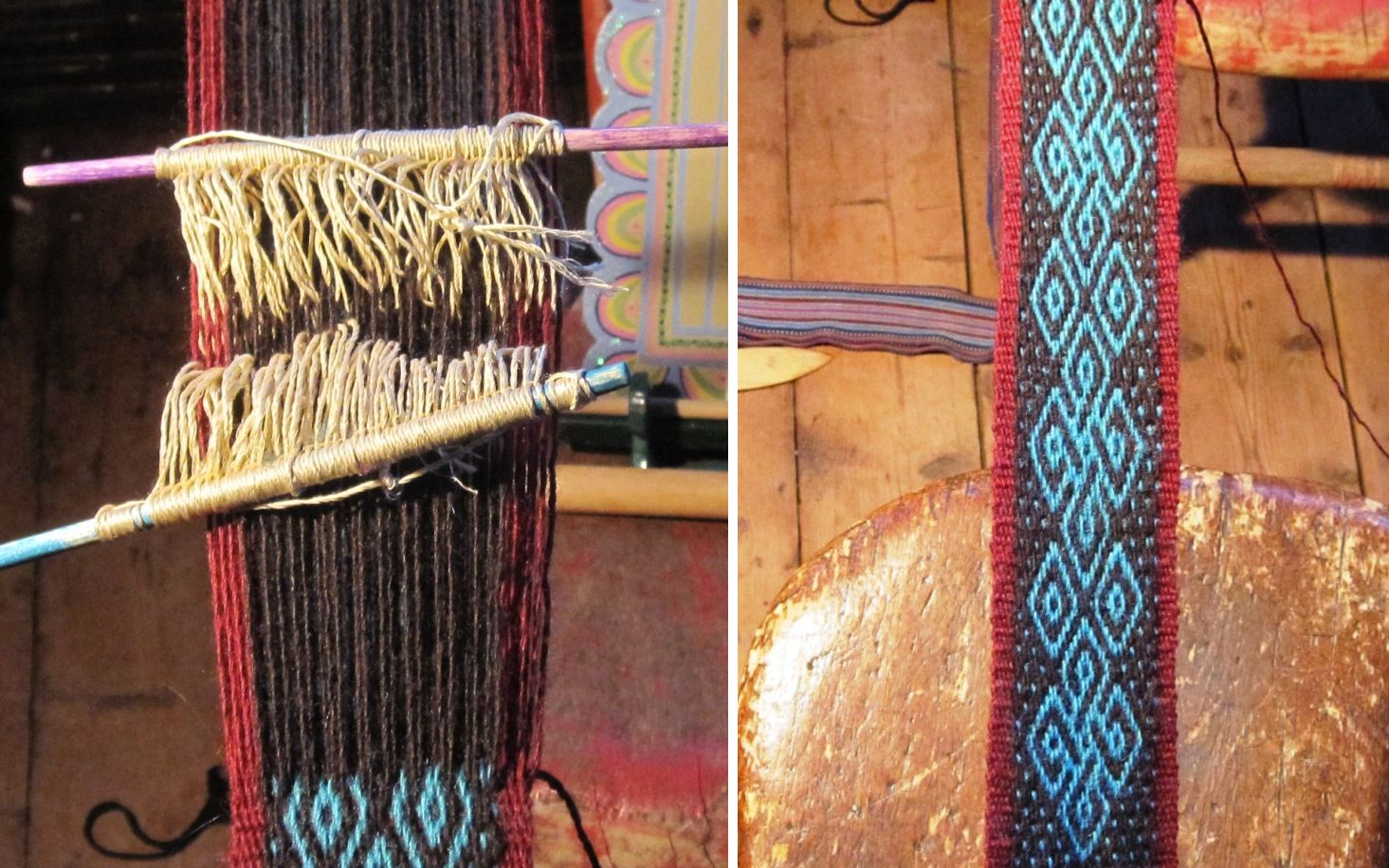 Oaxaca // Natural Dyes + Weaving