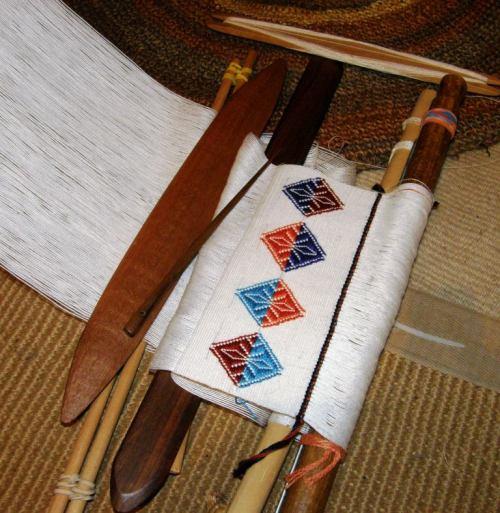 Bhutanese motf supplementary weft