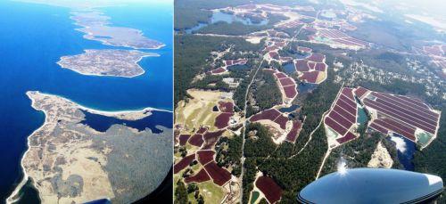 massachusetts sea and land