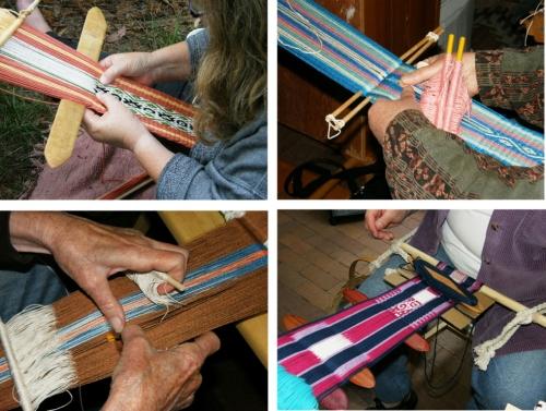 santa cruz backstrap weavers