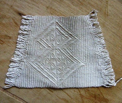 fabric fro alpargatas Otavalo