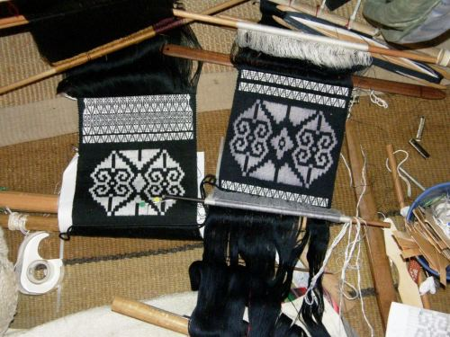 ikat projects backstrap loom