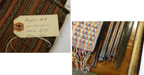 textiles and tools of The Philippines