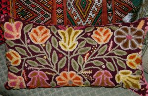 embroidery of Ayacucho