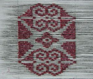 ikat ready fo dyeing