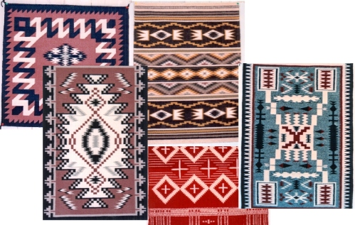 navajo collage