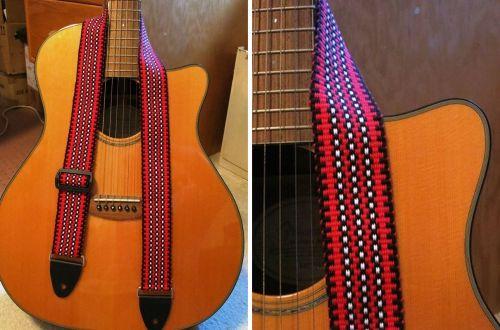 gwens guitar strap