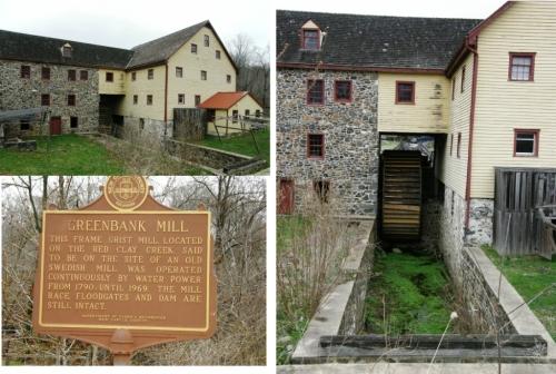 greenbank mill