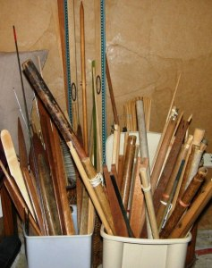 backstrap weaving tools