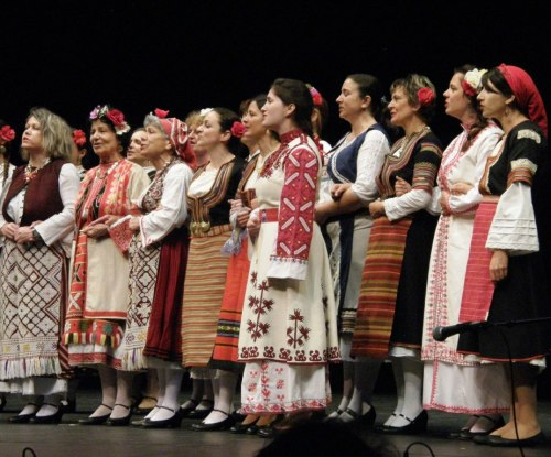 bulgarian choir northwest folklife