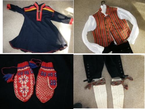 sami man everyday and formal wear