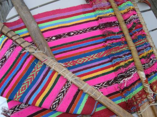 synthetic dyes peru